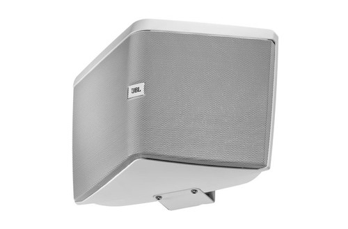 """JBL CONTROL HST-WH Wide-Coverage Speaker with 5-1/4"""" LF, Dual Tweeters and HST Technology"""