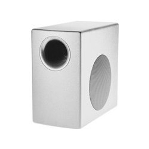 JBL CONTROL 50S/T-WH Surface-Mount Subwoofer for Subwoofer-Satellite Loudspeaker System