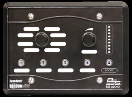 BSS BLU-8-V2-BLK Programmable Zone Controller