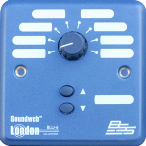 BSS BLU-6  Wall-Mount Controller