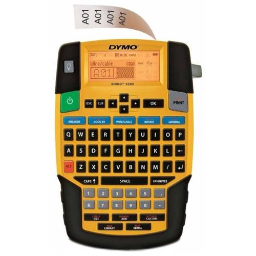 Dymo Rhino 1801611  Rhino 4200 Professional Label Printer