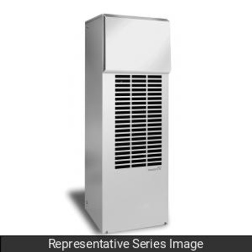 Hammond Manufacturing DTS3165A460N3LG Type 3R, 4 Side Mounting 5000-12000 BTU/H Outdoor Air Conditioner