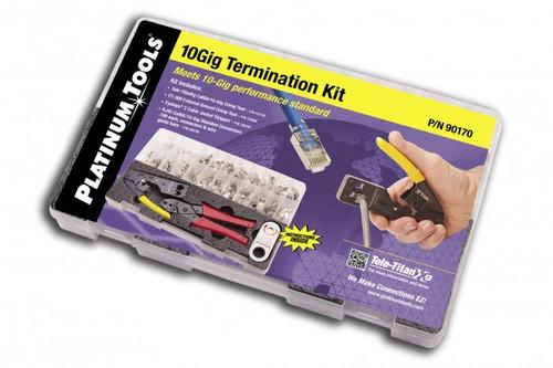 P//N 90141 Platinum Tools EXO EZ-RJ45 Termination Kit
