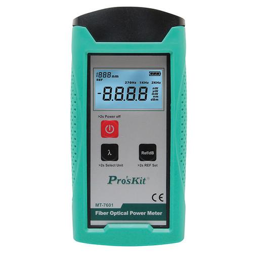 Pro'sKit MT-7601 Fiber Optic Power Meter