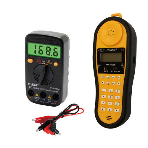 Pro'sKit MT-8006B Test Set Data Diver