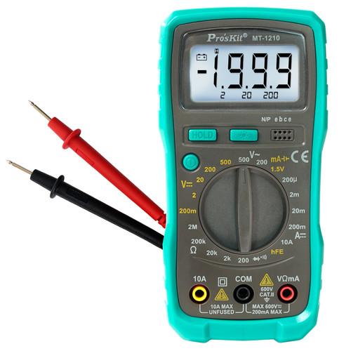 Pro'sKit MT-1210 Digital Multimeter