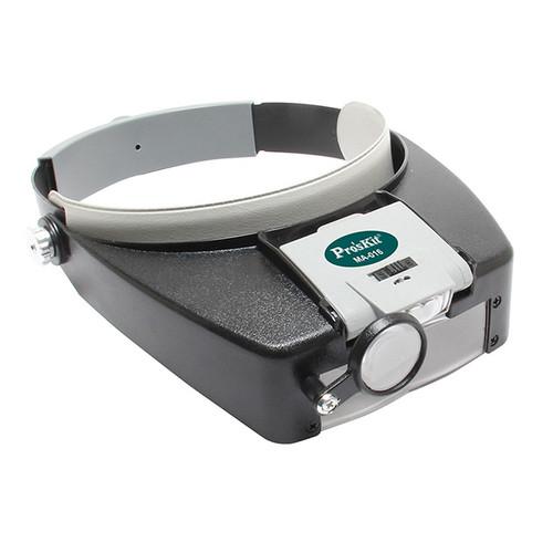 ProsKit MA-1218WLA 56 LED Workbench Magnifier Lamp