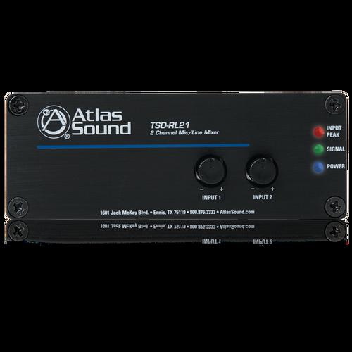 Atlas TSD-RL21 2-Channel Mixer