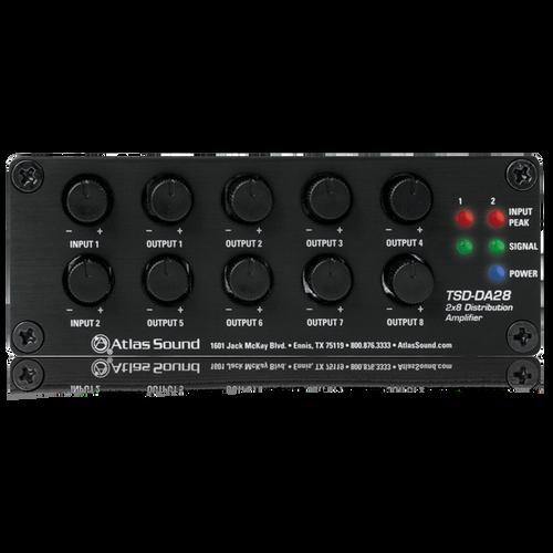 Atlas TSD-DA28 2x8 Distribution Amplifier