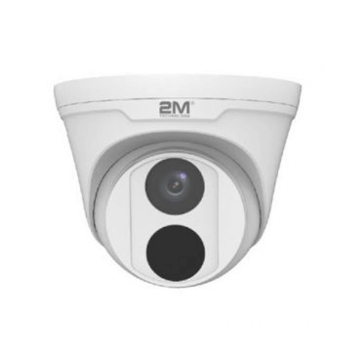 2M Technology 2MTIP-4MIR30-E 4MP Fixed Turret Network Camera