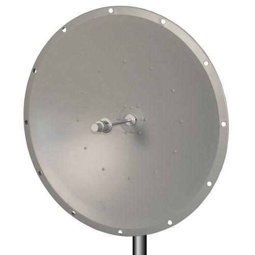 L-Com HG5829D 5.8 GHz 29 dBi Solid Parabolic Dish Antenna