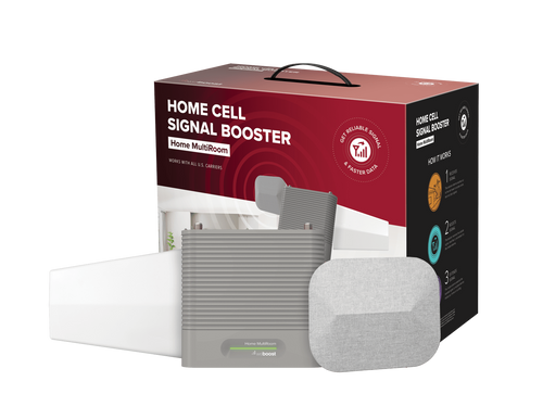 WeBoost 470144 Home Multi-Room Cell Phone Signal Booster
