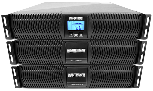 MinuteMan ED20000RTXLP 20kVA On-line Parallel Rack/Tower UPS