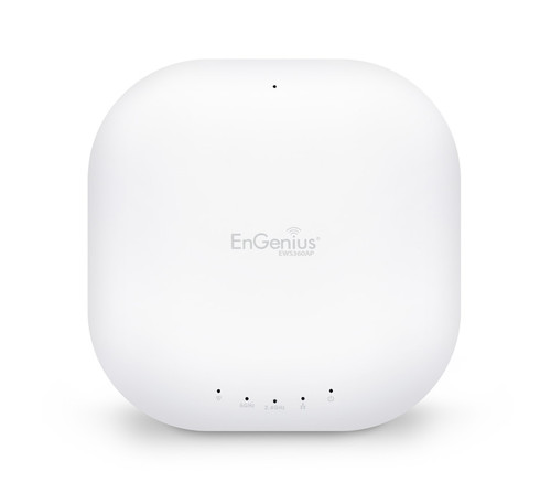 EnGenius EWS360AP Wi-Fi 5 Indoor 3x3 Dual-Band Managed Access Point