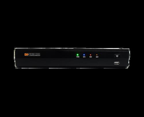 Digital Watchdog DW-VP92T4P 4-Channel, 2TB VMAX IP Plus PoE NVR