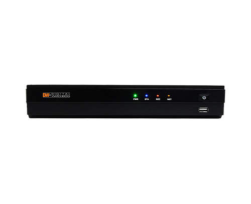 Digital Watchdog DW-VP96T4P 4-Channel, 6TB VMAX IP Plus PoE NVR