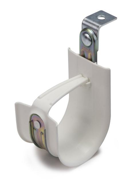 "Platinum Tools HPH64AC-25 4"" Snap-Lock 90 Degree HPH White J-Hooks, 25 Pack"