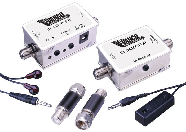 Vanco 280745 IR over Coax Distribution Kit