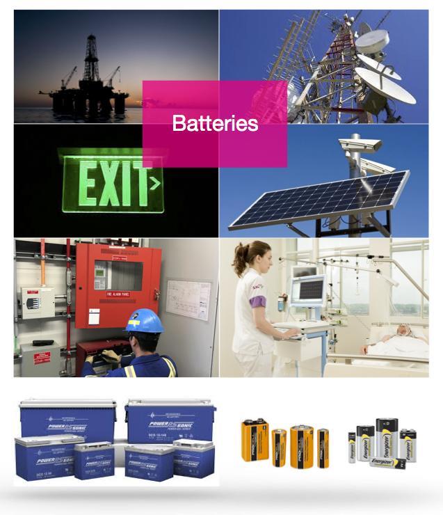 Southern Electronics Batteries