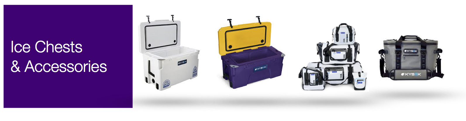 Southern Electronics Ice Chests & Dry Bags