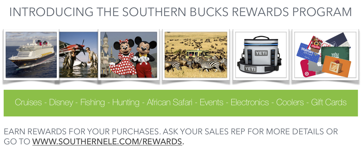 Southern Electronics Rewards Program
