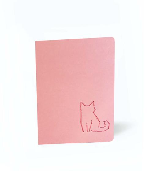 Pink Cat Mini Set of 5