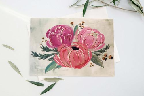 Embellished Floral