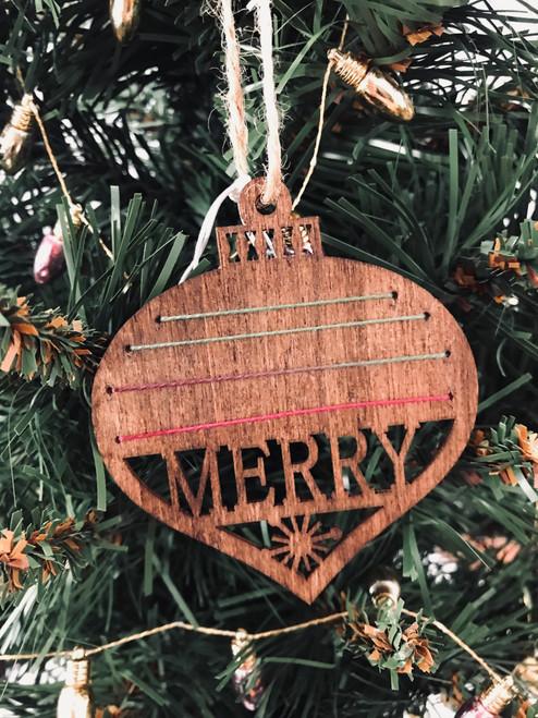 Hester Ornament