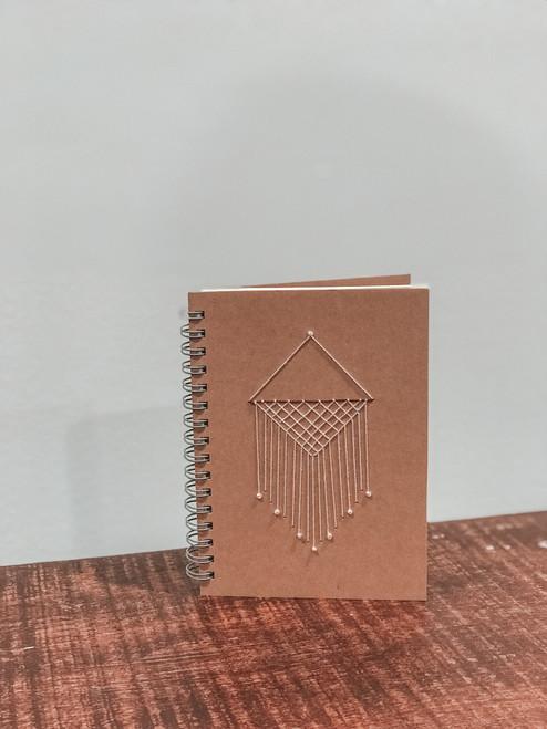 Macrame Notebook