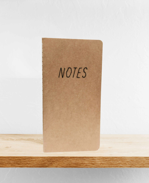 Notes Tall Notebook