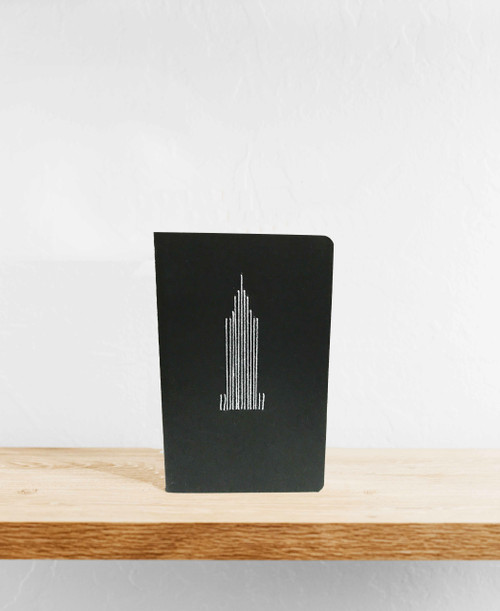 Empire State Building Pocket Notebook
