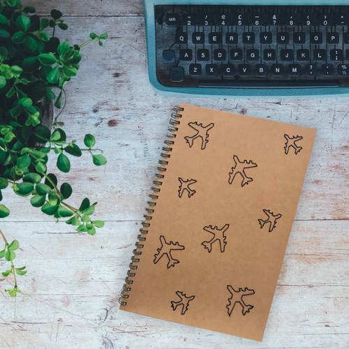 Airplane Notebook
