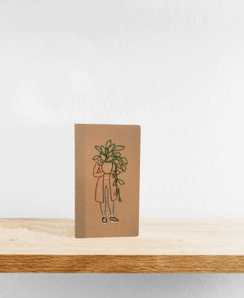 Plant Mama Notebook