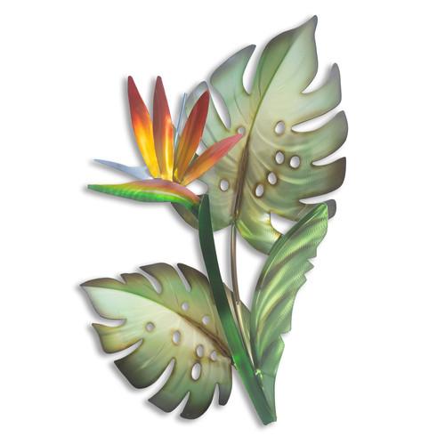 Bird of Paradise Spray Tropical Finish