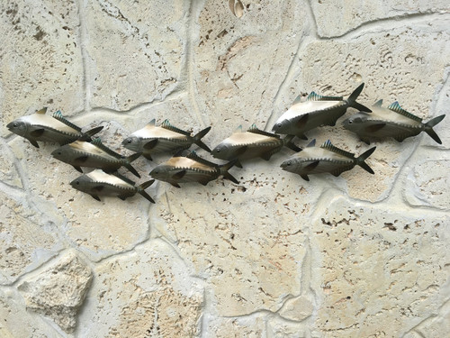 School of Sardines - Wall Art