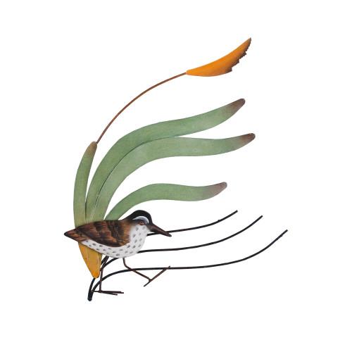 Sandpiper Wave Single Bird