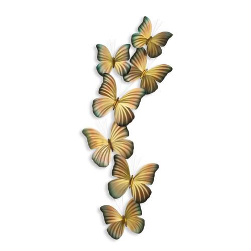 Mono Butterflies Wall Sculpture