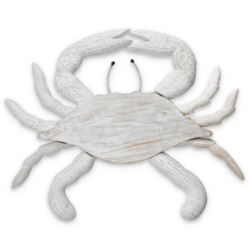 Crab Wall, X- Large Wood C242