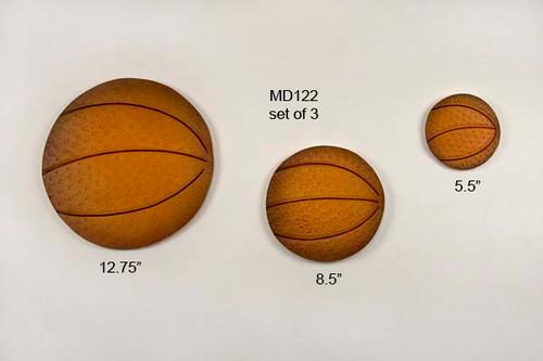 Basketballs Kids Wall Decor