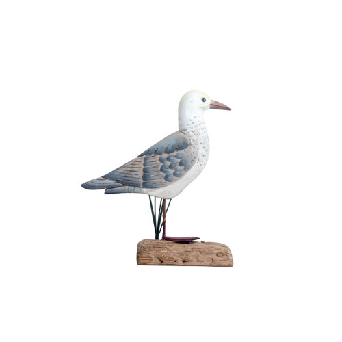 Seagull Hand Carved