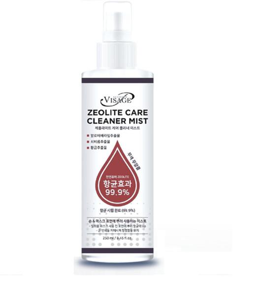 Zeolite Care Cleaner Mist - 8.5Oz (250ml)