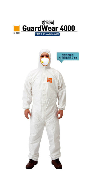 Medical Protective Gear 5 in 1 for Healthcare Workers