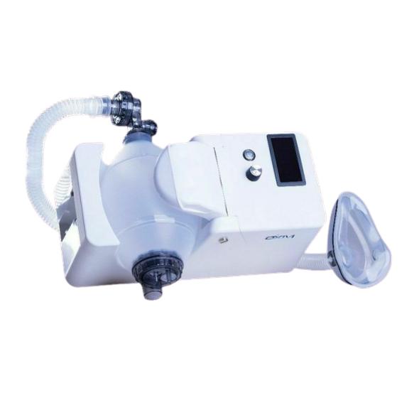 Automated Ambu Bag Ventilator - COVID-19