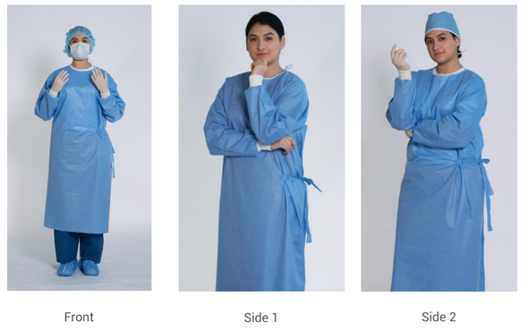 Disposable Surgical gown (Sterile, General)