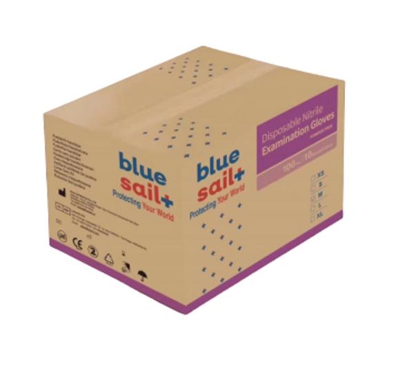 Blue Sail Nitrile Gloves