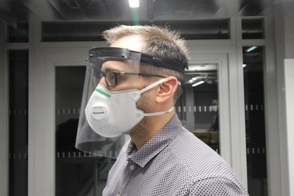 VISICOV-3D Medical Face Shields