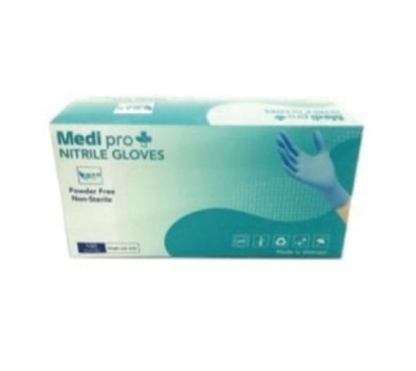 Medi pro+ Nitrile Gloves