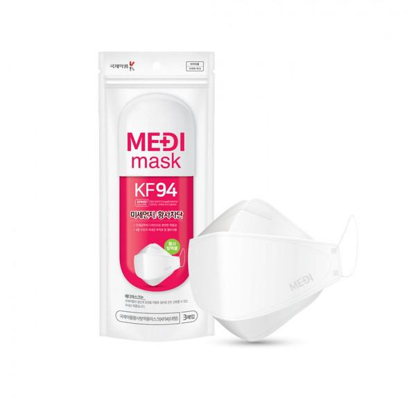 MEDI KF94 (Korean Filter) Mask