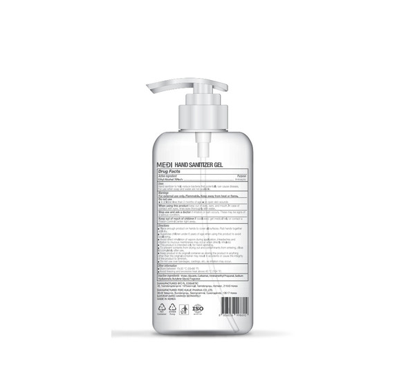 MEDI Hand Sanitizer Gel - 500ml