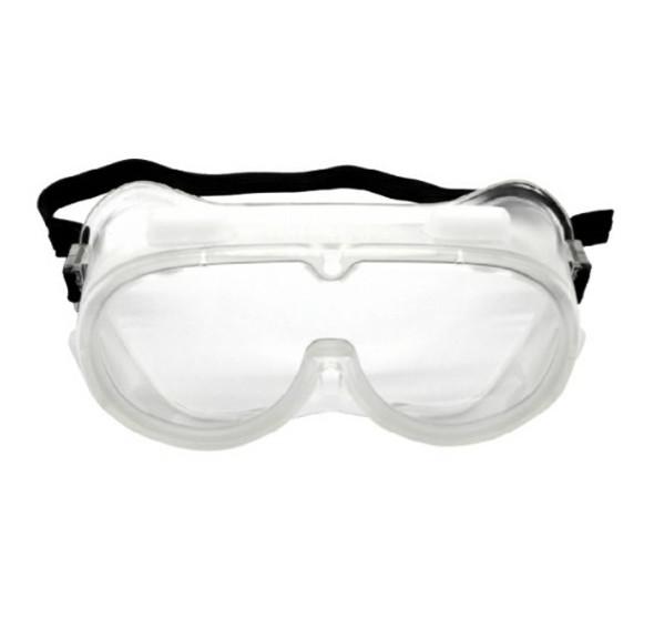 Safety protective goggle - Anti fog clear splash air circulation